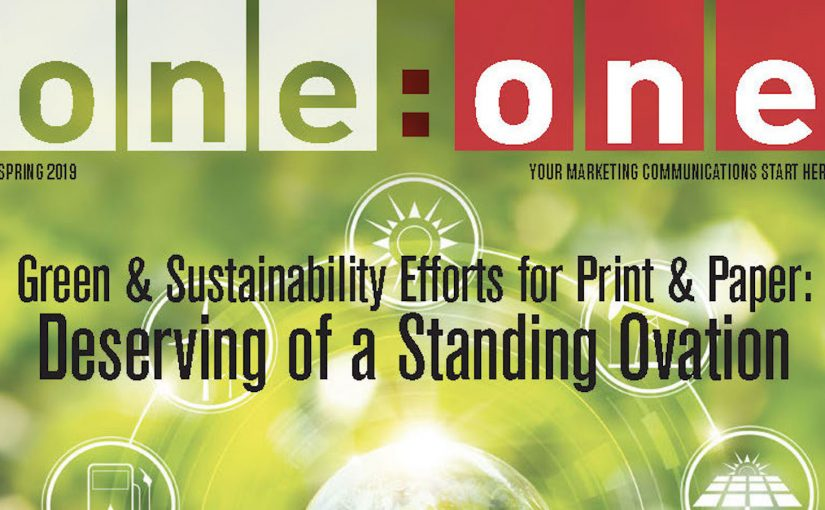 PAPER, PACKAGING, AND PRINT:  A Sustainability Story We Love to Tell