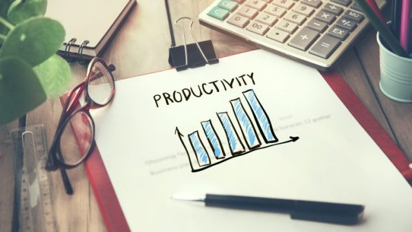 Get productive with paper
