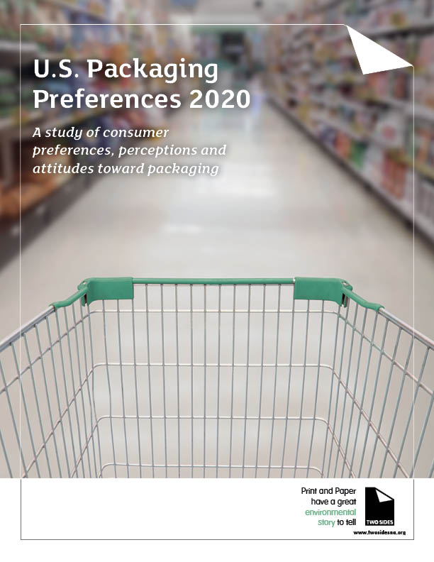 U.S. Packaging Preferences 2020 Cover