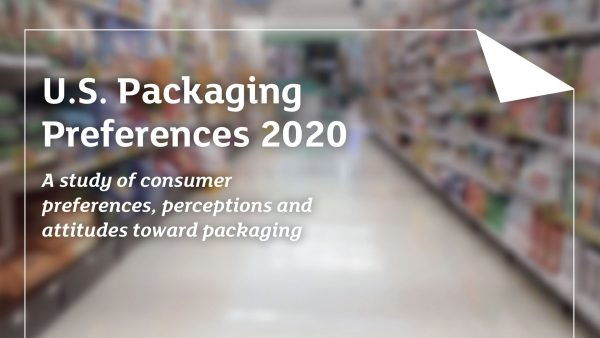 Most U.S. Consumers Polled Say Paper-based Packaging is Better for the Environment