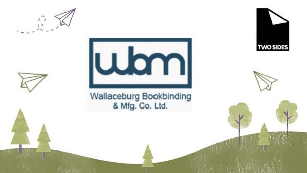 Wallaceburg Bookbinding & Manufacturing Joins Two Sides